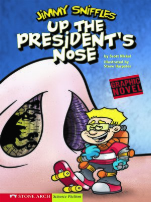 cover image of Up the President's Nose
