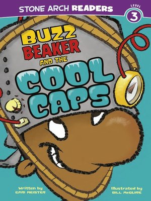 cover image of Buzz Beaker and the Cool Caps