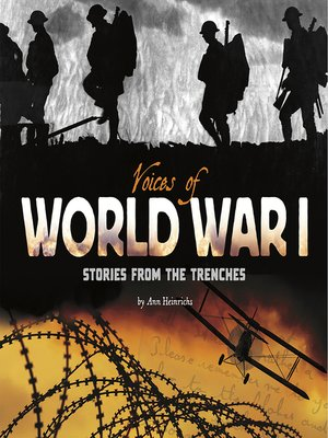 cover image of Voices of World War I
