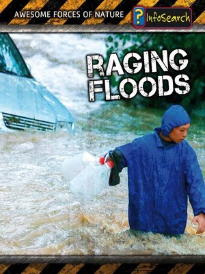 cover image of Raging Floods