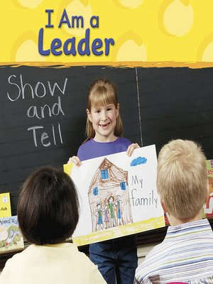 cover image of I Am a Leader