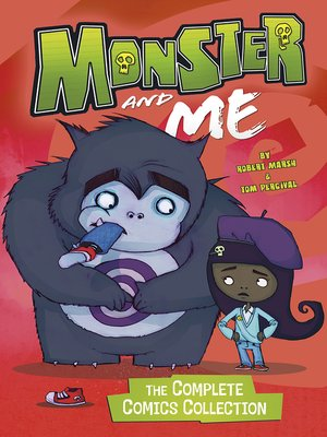 cover image of Monster and Me
