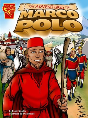 cover image of The Adventures of Marco Polo