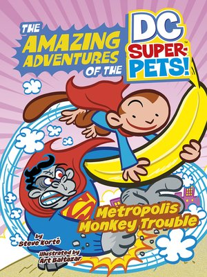 cover image of Metropolis Monkey Trouble