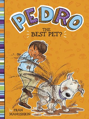cover image of The Best Pet?