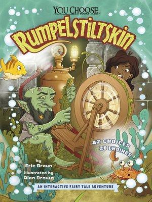 cover image of Rumpelstiltskin