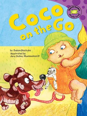 cover image of Coco on the Go