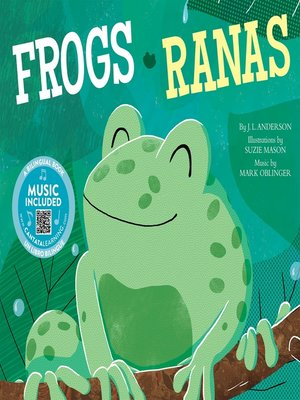 cover image of Frogs / Ranas