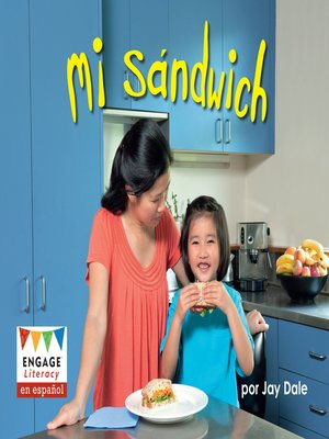 cover image of Mi sándwich