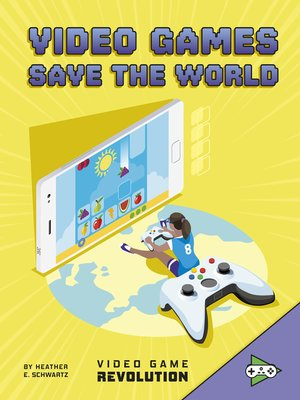 cover image of Video Games Save the World