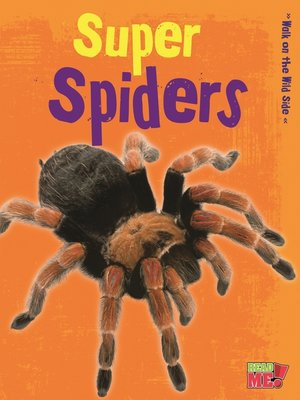 cover image of Super Spiders