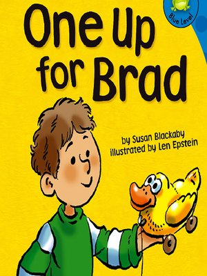 cover image of One Up for Brad