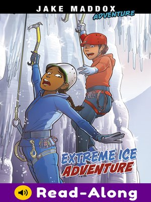 cover image of Extreme Ice Adventure