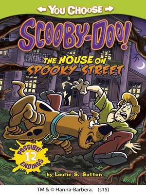 cover image of The House on Spooky Street