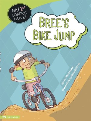 cover image of Bree's Bike Jump