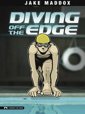 cover image of Diving Off the Edge