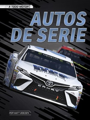 cover image of Autos de serie