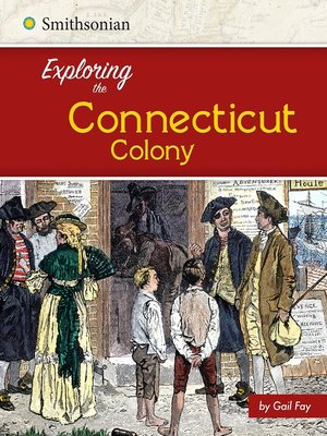 cover image of Exploring the Connecticut Colony