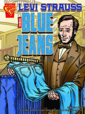cover image of Levi Strauss and Blue Jeans
