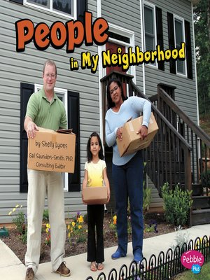 cover image of People in My Neighborhood