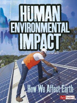 cover image of Human Environmental Impact
