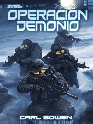 cover image of Operación Demonio