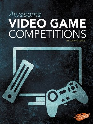 cover image of Awesome Video Game Competitions