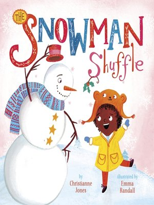 cover image of The Snowman Shuffle