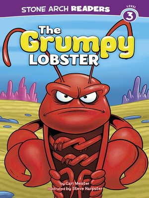 cover image of The Grumpy Lobster