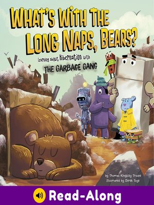 cover image of What's with the Long Naps, Bears?
