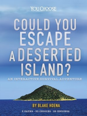 cover image of Could You Escape a Deserted Island?