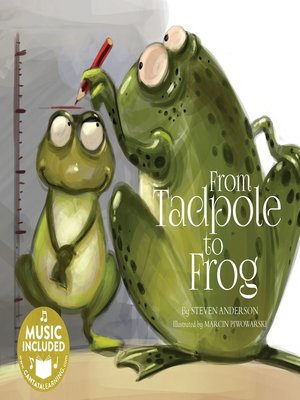 cover image of From Tadpole to Frog