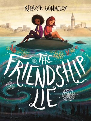 cover image of The Friendship Lie