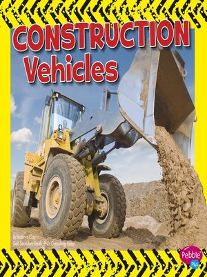cover image of Construction Vehicles