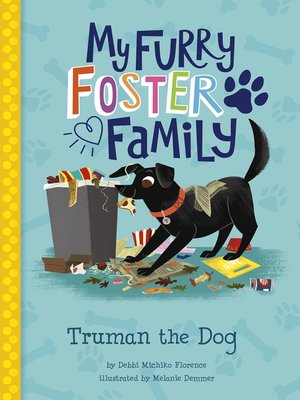 cover image of Truman the Dog
