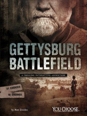 cover image of Gettysburg Battlefield