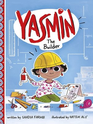 cover image of Yasmin the Builder