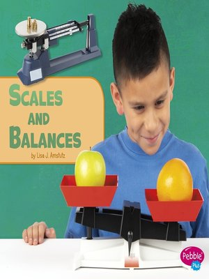 cover image of Scales and Balances
