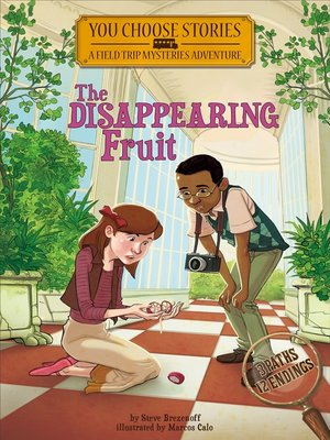 cover image of The Disappearing Fruit