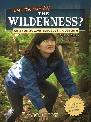 cover image of Can You Survive the Wilderness?