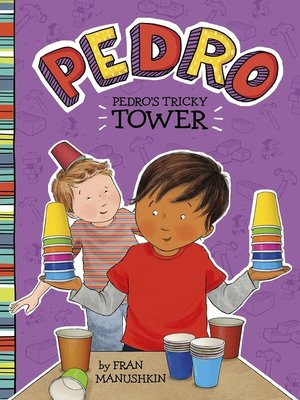 cover image of Pedro's Tricky Tower