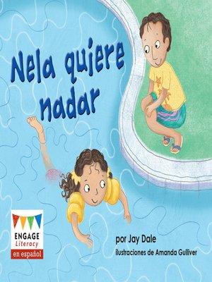 cover image of Nela quiere nadar