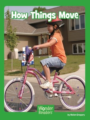 cover image of How Things Move