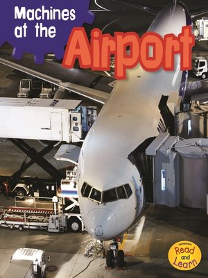 cover image of Machines at the Airport