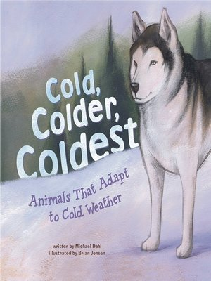 cover image of Cold, Colder, Coldest