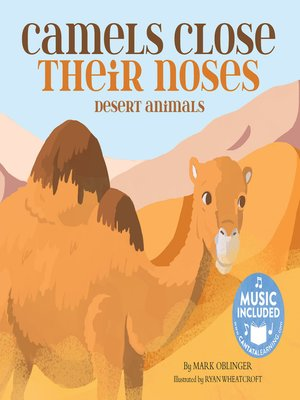 cover image of Camels Close Their Noses