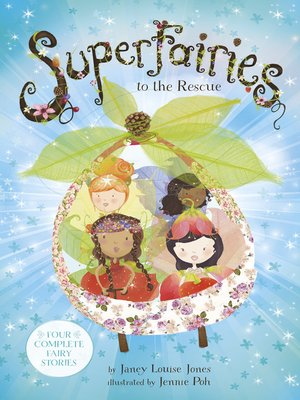 cover image of Superfairies to the Rescue