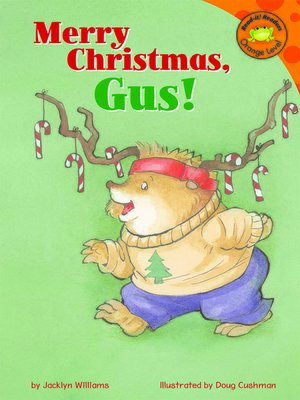 cover image of Merry Christmas, Gus!