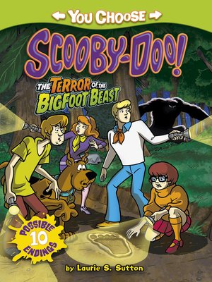 cover image of The Terror of the Bigfoot Beast