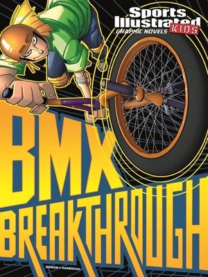 cover image of BMX Breakthrough